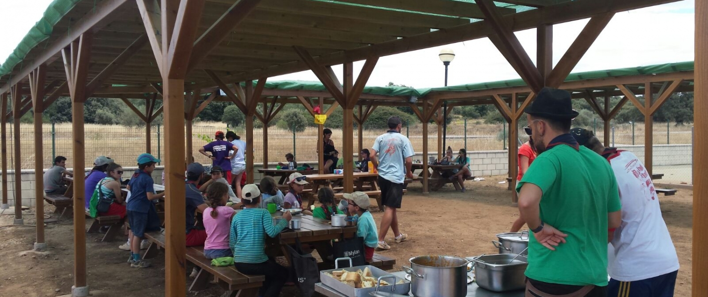 Comedor Campamentos